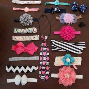 babygirl hair accessories